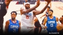 Clippers' Paul George, Patrick Beverley react to DeMarcus Cousins signing