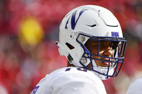 Panthers add a left tackle in Daniel Jeremiah's newest mock