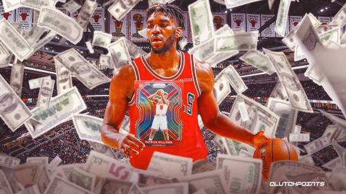 3 reasons why Patrick Williams should be your next NBA rookie card investment