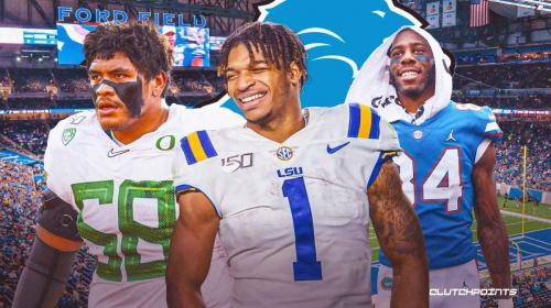 3 perfect options for Lions at No. 7 in 2021 NFL Draft