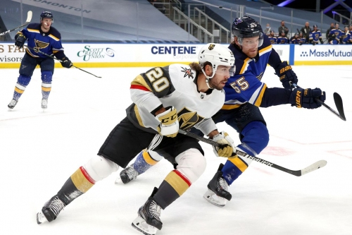 Golden Knights at Blues Preview: Vegas goes for series sweep after dominant win in game one