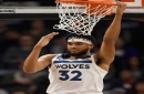 NBA Rumors: Karl-Anthony Towns Could Be Traded To Warriors For Draymond Green, James Wiseman, Eric Paschall& Draft Pick