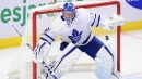 Maple Leafs' Keefe: 'No concern' Frederik Andersen is done for season