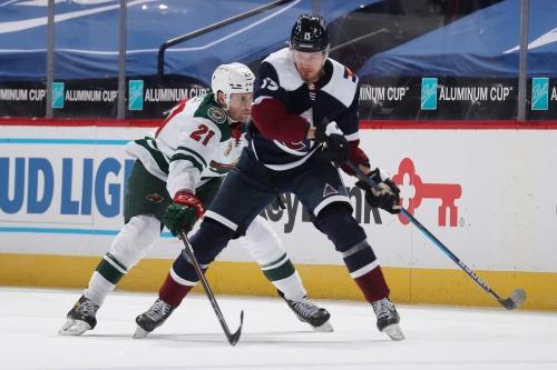 Preview: Wild wrap up season series vs. Avalanche