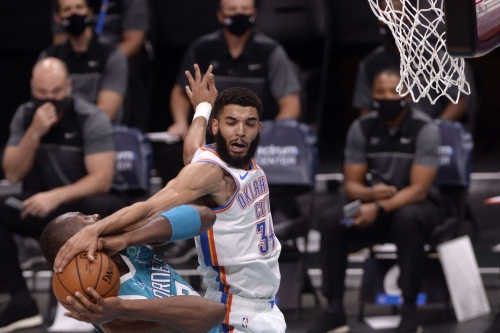 Thunder vs. Hornets: Start time, TV schedule, and game preview