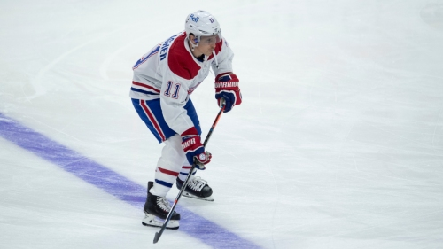 Canadiens place Brendan Gallagher on long-term injured reserve