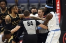 Lakers News: Montrezl Harrell Unsure Of Reason Behind Ejected Vs. Raptors