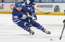 Leafs' William Nylander to miss game vs. Habs with possible COVID-19 exposure