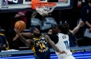 Indiana Pacers' role players set season highs in shootout with Minnesota Timberwolves
