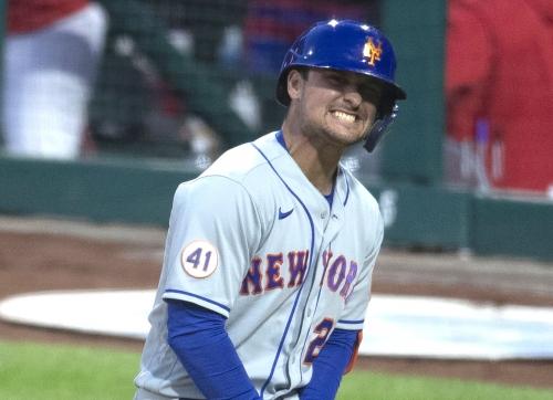 Mets avoid worst-case J.D Davis injury scenario