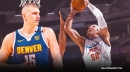 The absurd Nikola Jokic-Aaron Gordon stat that proves their magical connection with Nuggets