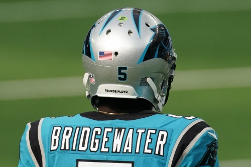 Panthers have 'multiple teams' interested in acquiring Teddy Bridgewater