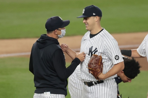 Today on Pinstripe Alley - 4/8/21