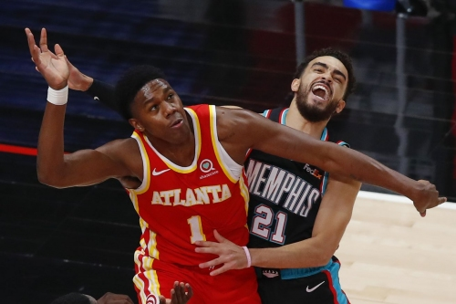 Hawks let down by third quarter in lopsided home loss to Grizzlies