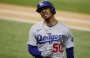 Mookie Betts Expected To Be In Dodgers Lineup For Dodger Stadium Opener