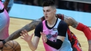 Heat's Tyler Herro thought he would be starting, adapts to reserve role