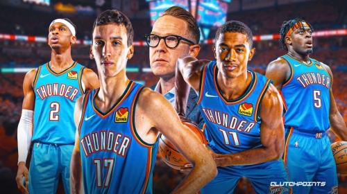 Thunder flexes bright future with record-breaking rookie performances
