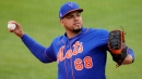 Mets reliever Dellin Betances placed on IL with shoulder impingement