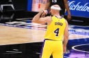 Alex Caruso Wants Lakers To 'Trust In Each Other' To Remedy Erratic 3-Point Shooting