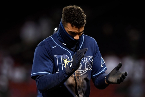 Rays fans have seen cold starts before. Like last year.
