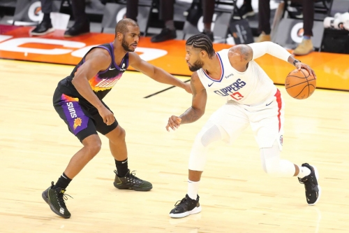 Preview: Suns closing in on No. 1 seed, face Clips in LA on back to back