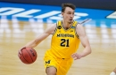 Michigan basketball's Franz Wagner in top 10, Isaiah Livers goes Round 2 in NBA mock draft
