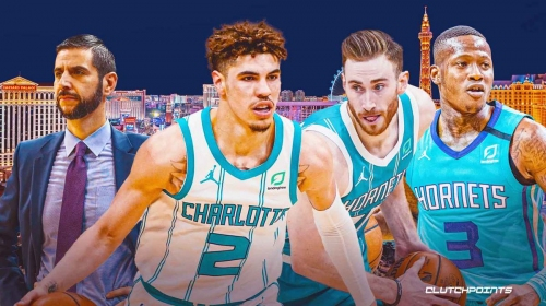 LaMelo Ball-led Hornets are completely destroying Las Vegas, coach reacts