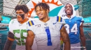 3 perfect options for Dolphins at No. 6 in 2021 NFL Draft