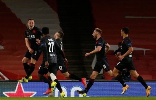 Ian Wright criticises Arsenal players and Mikel Arteta after Slavia Prague draw in Europa League