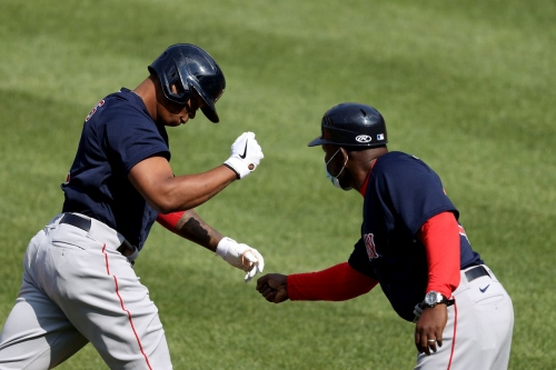 Red Sox 7, Orioles 3: Pushing the win streak to four