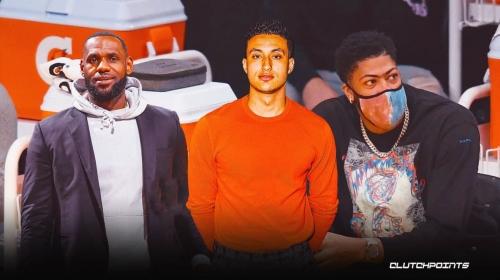Kyle Kuzma suffers calf strain, adds to Lakers injury list with LeBron James, Anthony Davis