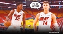 Tyler Herro's adjustment for Heat after rookie year