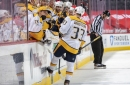 Nashville Predators 7, Detroit Red Wings 1: Arvidsson nets hatty in strong game for the Preds