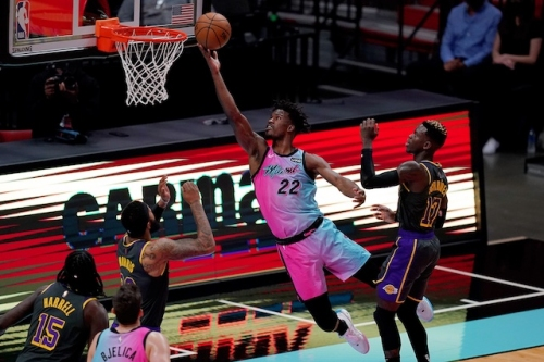 Recap: Turnovers Cost Lakers In Road Loss To Heat