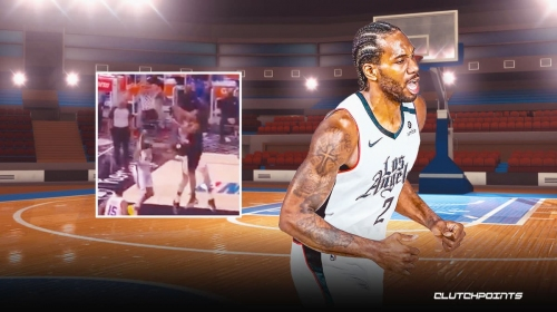 Clippers' Kawhi Leonard destroys Deandre Ayton with monster poster dunk