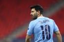 Man City announcement causes Sergio Aguero shirt sales to boom