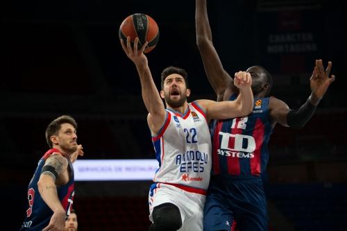 Vasilije Micic will join the Thunder next season