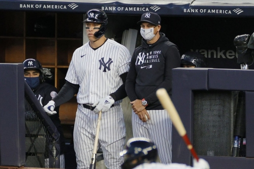 Today on Pinstripe Alley - 4/9/21