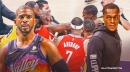 Clippers' Rajon Rondo takes jab at Suns' Chris Paul