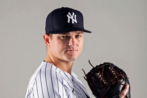 Yankees activate Justin Wilson from injured list