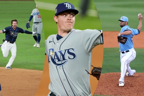 Rays add Brett Phillips, Hunter Strickland; Pete Fairbanks to IL