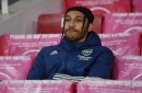 Pierre-Emerick Aubameyang looks 'disinterested' and is 'hiding' behind Arsenal youngsters, says Jamie Carragher