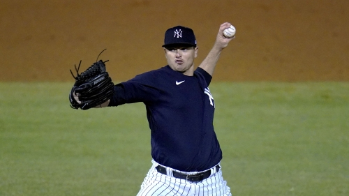 Lefty reliever Justin Wilson returns to Yankees in time to face the rival Rays