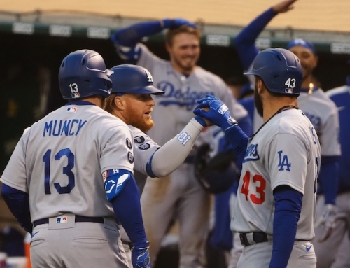 Justin Turner: Los Angeles Dodgers Lineup 'Well-Rounded'