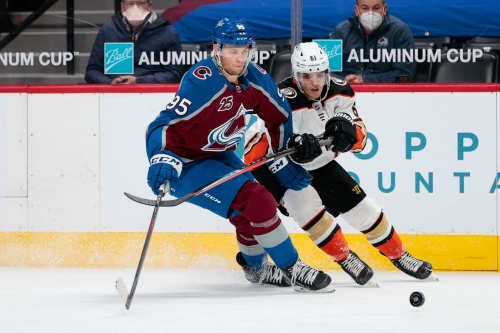Colorado Avalanche Game Day: Another matchup with the Ducks...hopefully