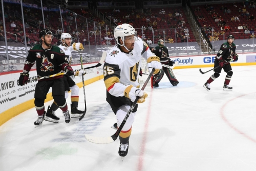 Golden Knights vs. Coyotes Preview: Vegas looking to avoid losing streak against red-hot Arizona