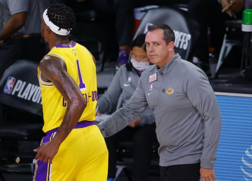 Lakers News: Kentavious Caldwell-Pope 'Taking Full Advantage' Of Frank Vogel's Trust On Offensive End