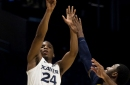 Xavier guard Kyky Tandy has removed his name from the transfer portal