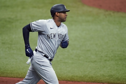 Yankees pick up against Tampa Bay exactly where they left off, having to re-watch Rays postseason victories and with loss