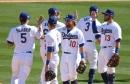 Justin Turner sparks Dodgers past Nationals as fans return for home opener